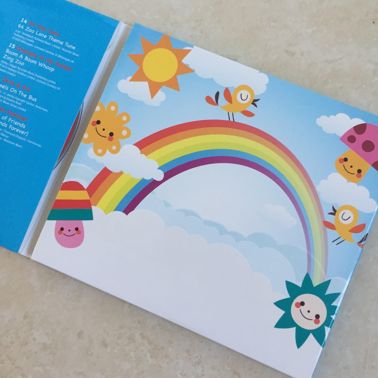 Mrs Bishop's Bakes and Banter: Kids Songs CD, Rastamouse App
