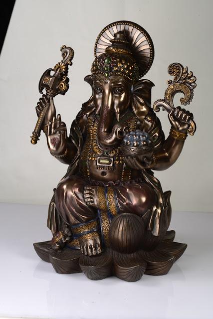 Ganesh Ji, SLG Jewellers