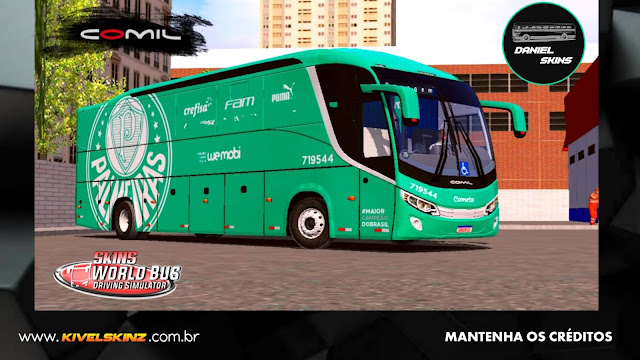 COMIL 1200 4X2 - SOCIEDADE ESPORTIVA PALMEIRAS