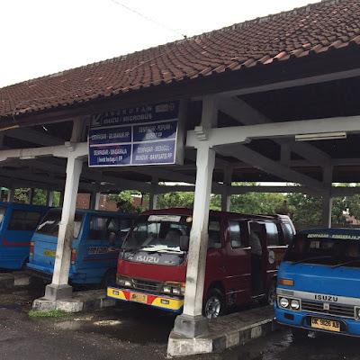Terminal Ubung Bali