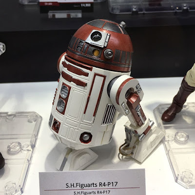 S.H.Figuarts Star Wars Droid R4-P17
