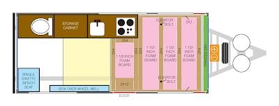 RV Floor Replacement Project Part 5: Installing the New Floor