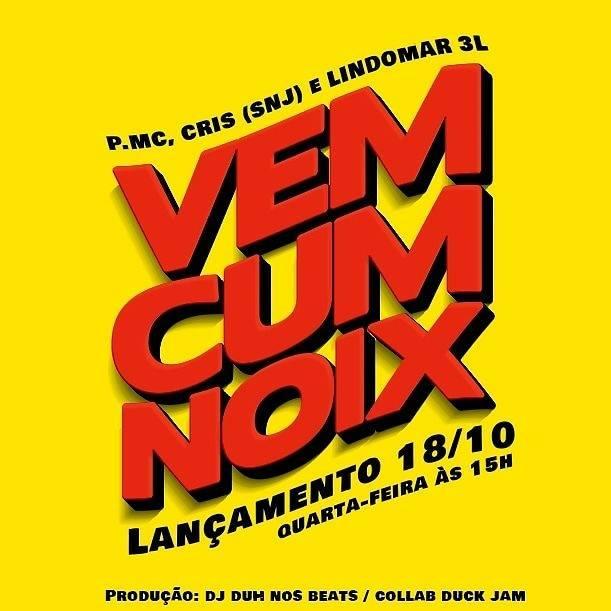P.MC & Lindomar 3L vão lançar novo single com participação da Cris SNJ