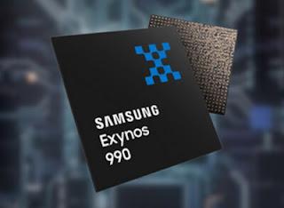 dapur pacu galaxy s20 ultra menggunakan processor exynos 990