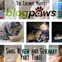 blogpaws swag review and giveaway part three