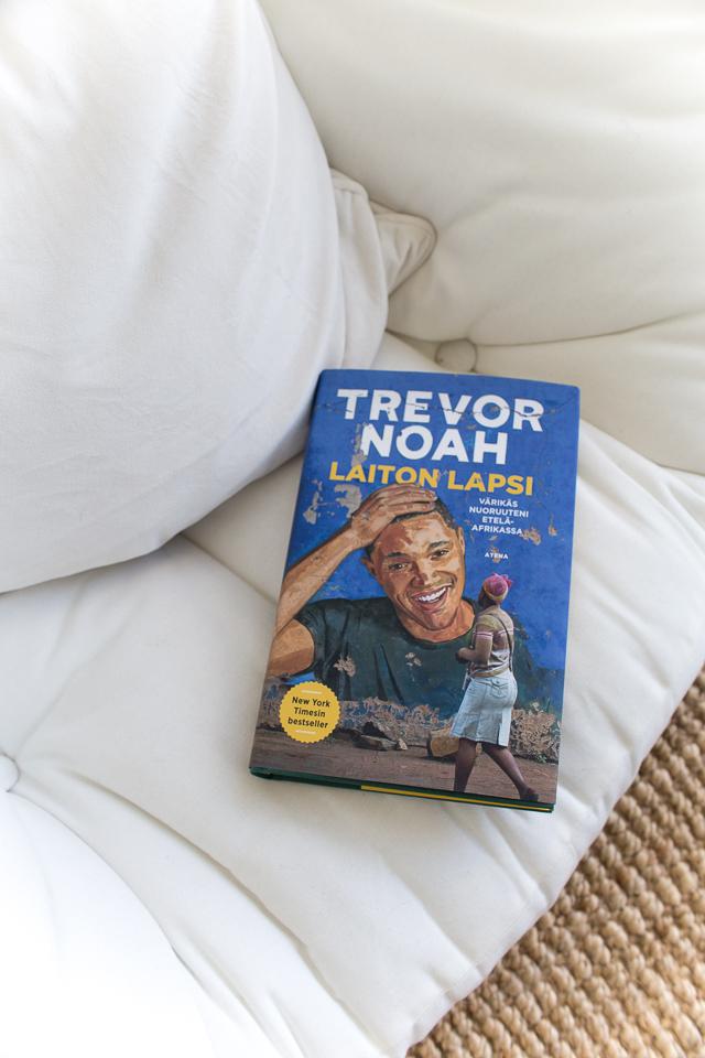 Villa H, Trevor Noah, Laiton lapsi