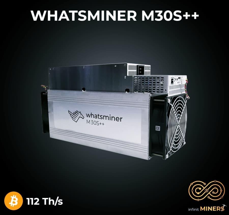 جهاز ++Whatsminer M30S