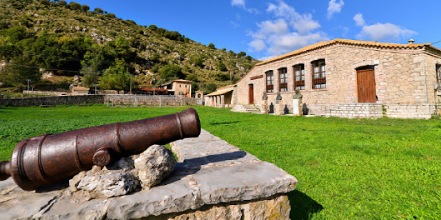 Θεσπρωτία: Η σημερινή εικόνα και κατάσταση του ιστορικού Σουλίου