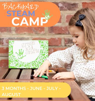 Backyard Summer STEAM Camp