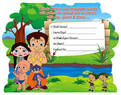 Indian cartoon Chhota bheem new hd wallpaper images