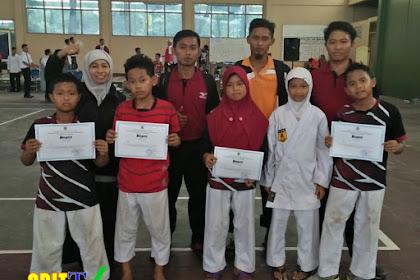 TIM Karate Kontingen Pracimantoro Sabet banyak Juara di POPDA 2017 SD CABOR KARATE