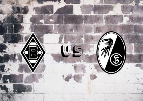 Borussia M'gladbach vs Freiburg  Resumen