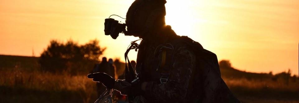 Бійці ССО десантувалися на крилі вночі (ФОТО)