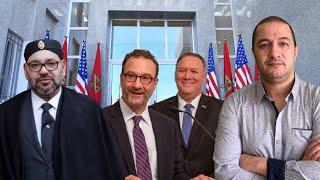 افتتاح القنصلية الأمريكية في الداخلة يغلق جميع الأبواب على البوليساريو و ينهي أحلام الجزائر10.01.2021