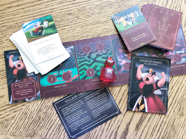 You get to be the villains and defeat the heroes while having a fun family game night with this Disney Villainous game.  Check out this overview and tips to start playing with your family.