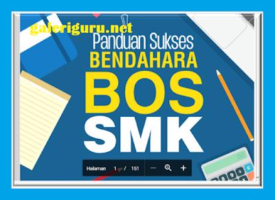 Buku Panduan Bendahara BOS SMK Tahun 2017