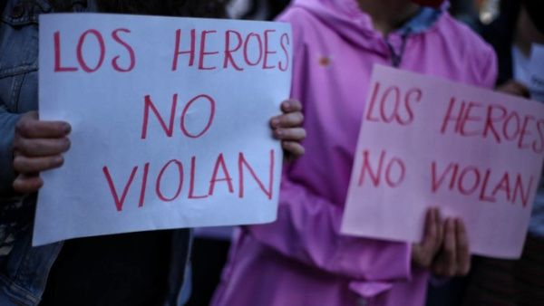 Ejército de Colombia revela nuevo caso de abuso contra menores