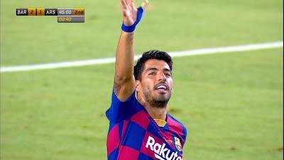 Joan Gamper : Barcelona 2 vs 1 Arsenal 04-08-2019