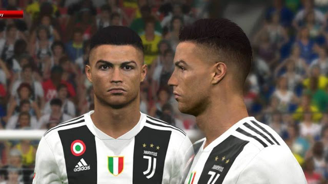 PES 2017 Faces C  Ronaldo (CR7)