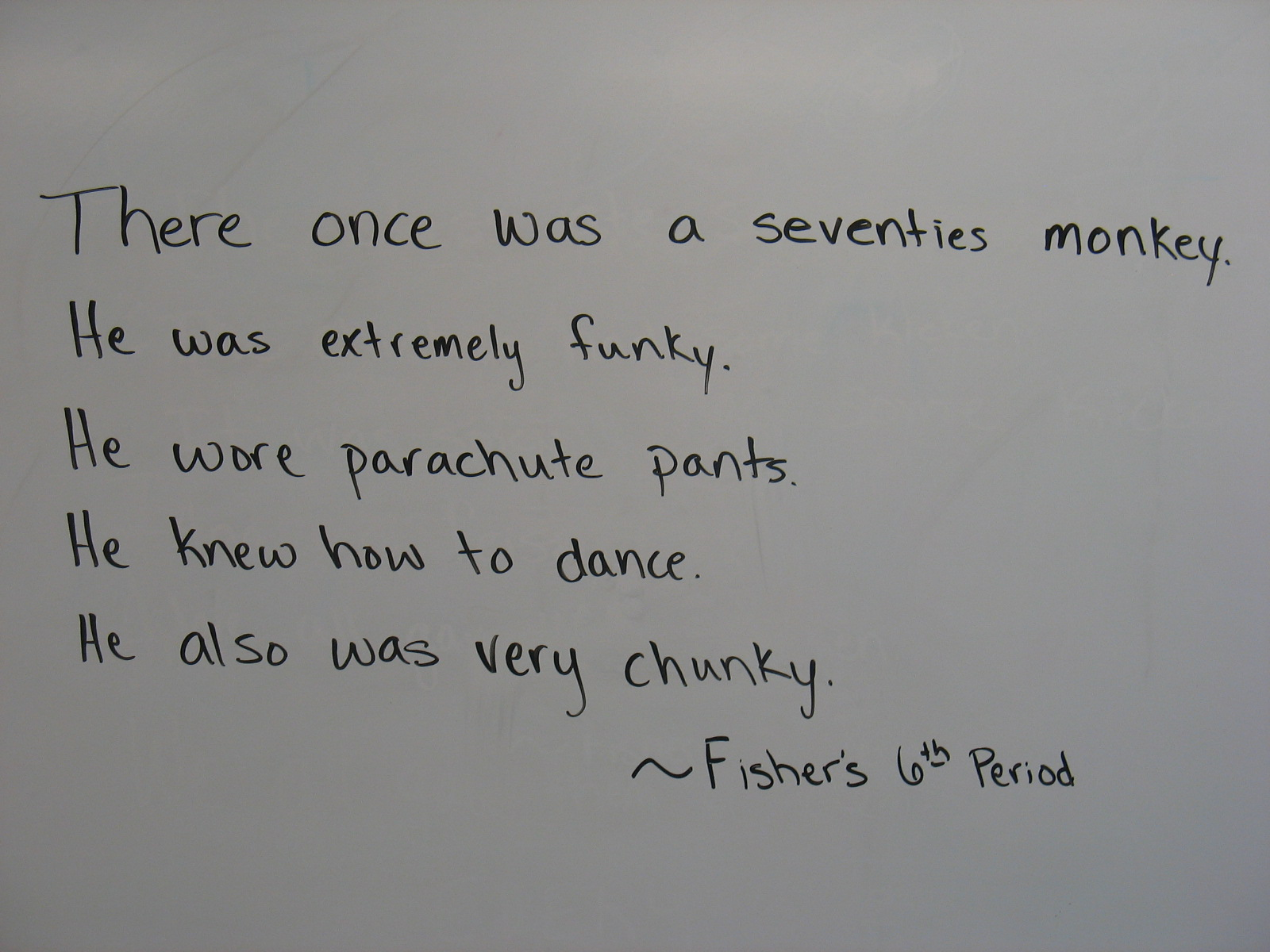 Funny Limerick Poems For Middle School