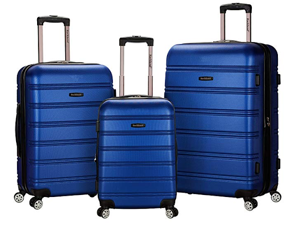 GREAT FIND!! Amazon Rockland Melbourne 3 Piece Suitcase Set