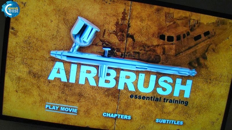 AIRBRUSH essential training (AK652)