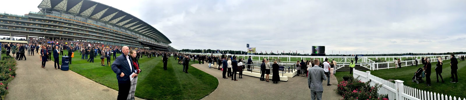 Racecourse at Ascot