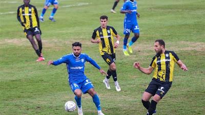 هدف فوز اسوان علي المقاولون العرب (1-0) الدوري المصري