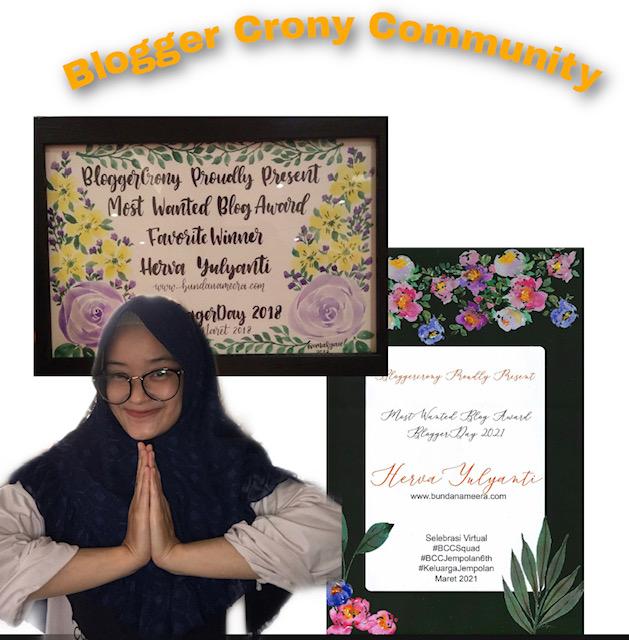 award blog