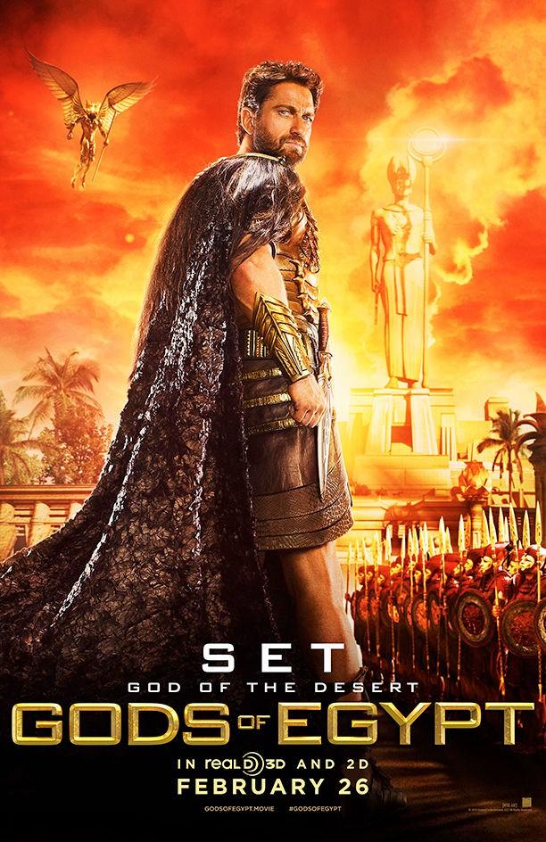 Urmariti filmul Gods of Egypt - Zeii Egiptului 2016 Online Gratis Subtitrat