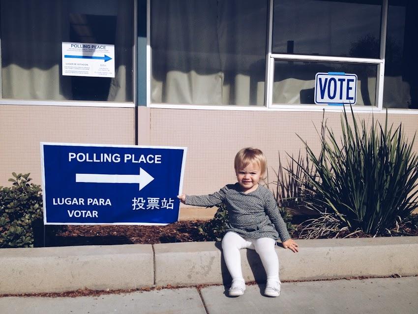 Please, Vote.