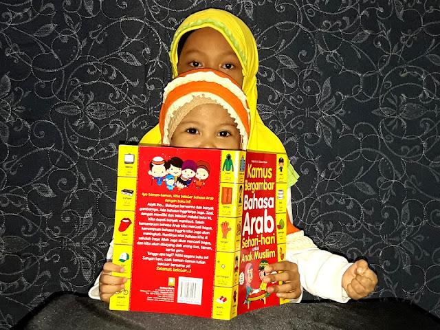 Kamus Bergambar Bahasa Arab Sehari-hari untuk Anak Muslim: Pas sebagai Langkah Awal Mengenal Kosakata Arab