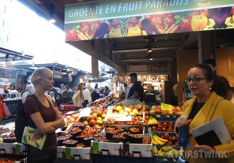 Groente en fruit paradijs