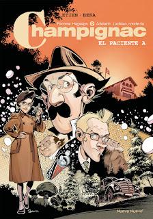 Champignac - El Paciente A