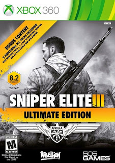 Sniper Elite III: Ultimate Edition (X-BOX 360) 2015