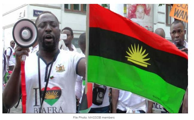MASSOB to Mark Biafra Independence Day on May 22