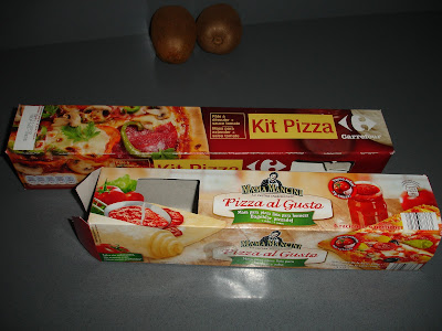 Lidl Pizza Kit