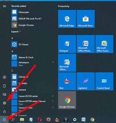 Cara Menghilangkan Ikon Bahasa Pada Taskbar Windows 10