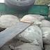 নির্মাণ সামগ্রী পাচারের অভিযোগে সিমেন্টসহ  লরি আটক পূর্ব হুরুয়া গ্রামে  - Sabuj Tripura News