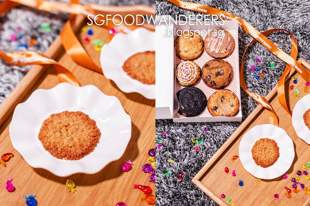 Monstah Kookies: Sinfully Good Cookies in Singapore
