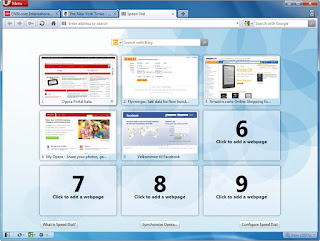 تحميل برنامج التصفح اوبرا مجانا Opera
