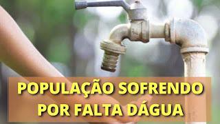 Embasa deixa Itiruçu e Lagedo do Tabocal sem água