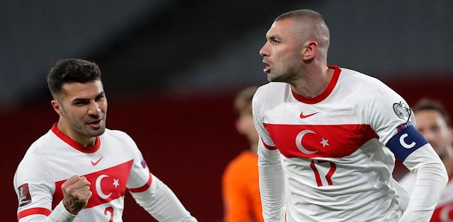 Turkey vs Netherlands Highlights