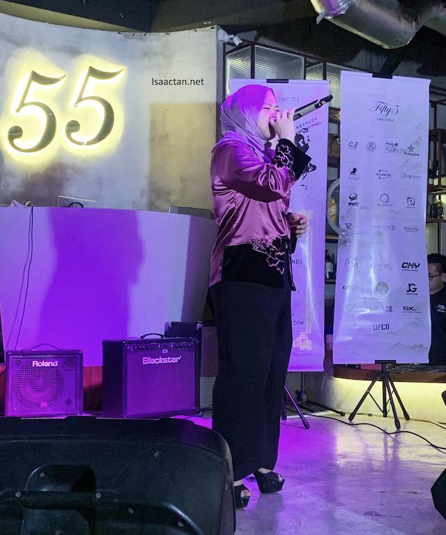 Fara Dolhadi from Asia Got Talent 2019