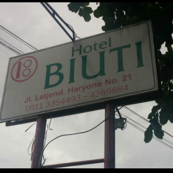 Review Hotel biuti, hotel keluarga murah di Banjarmasin