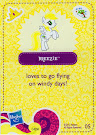 My Little Pony Wave 5 Breezie Blind Bag Card