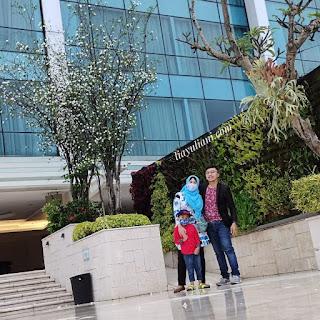 Crowne Plaza Bandung, Hotel Mewah Bintang Lima