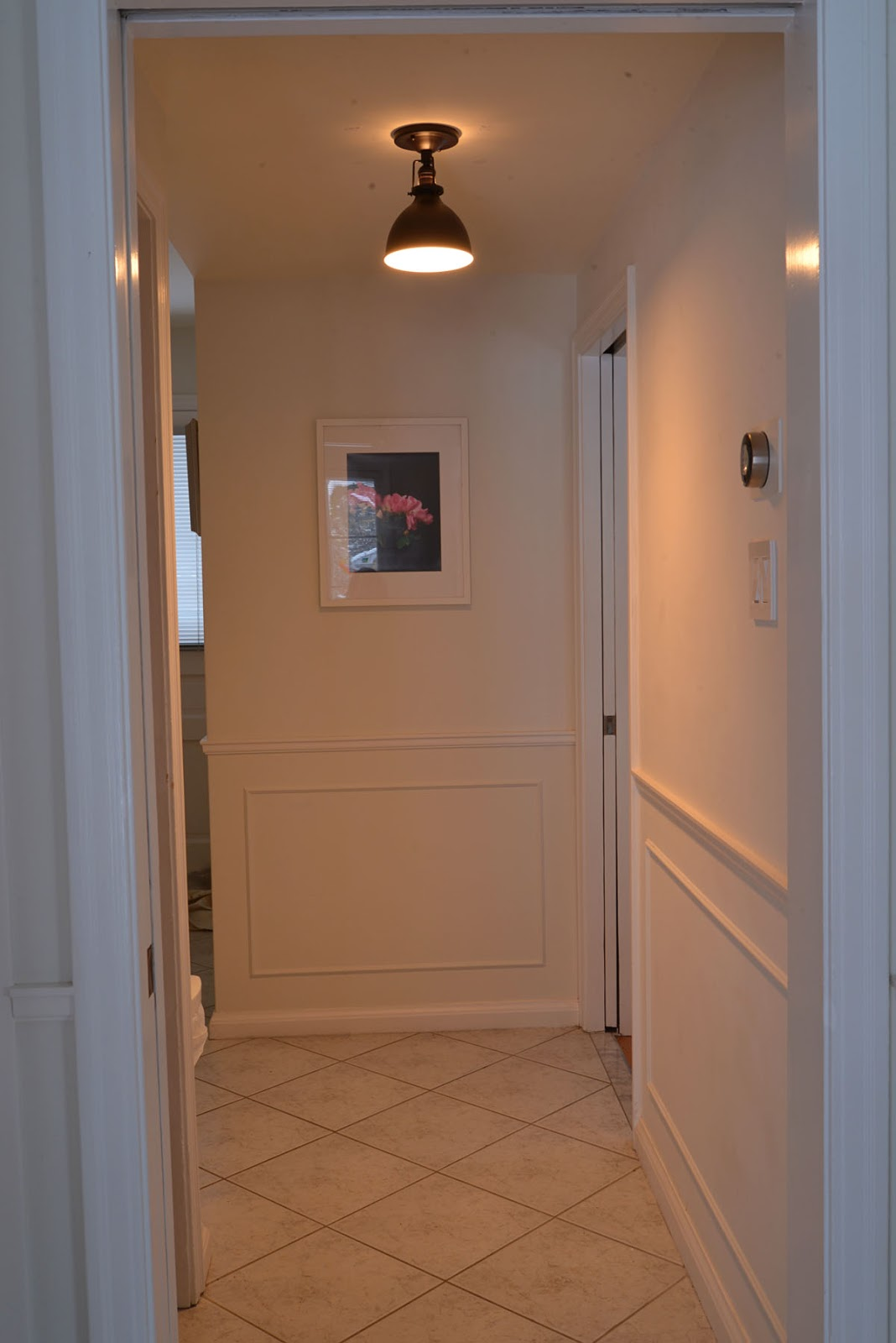 small entryway makeover, front hall makeover, easy entryway makeover, small entryway ideas