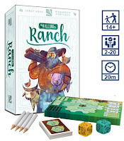 rolling ranch joc de taula
