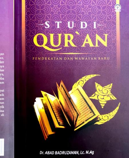 Buku Studi Qur`an  Pendekatan dan Wawasan Baru (Download PDF Gratis !!!!)